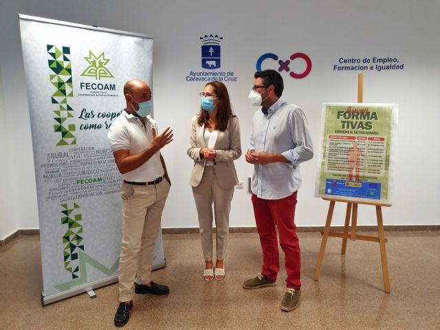 El Ayuntamiento de Caravaca y FECOAM oferta un programa formado por diez cursos para profesionales en activo y desempleados del sector agrario - 2, Foto 2