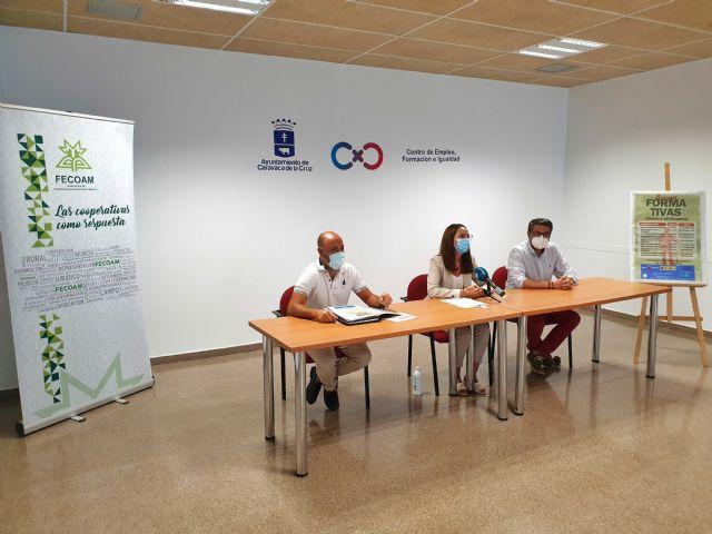 El Ayuntamiento de Caravaca y FECOAM oferta un programa formado por diez cursos para profesionales en activo y desempleados del sector agrario - 4, Foto 4