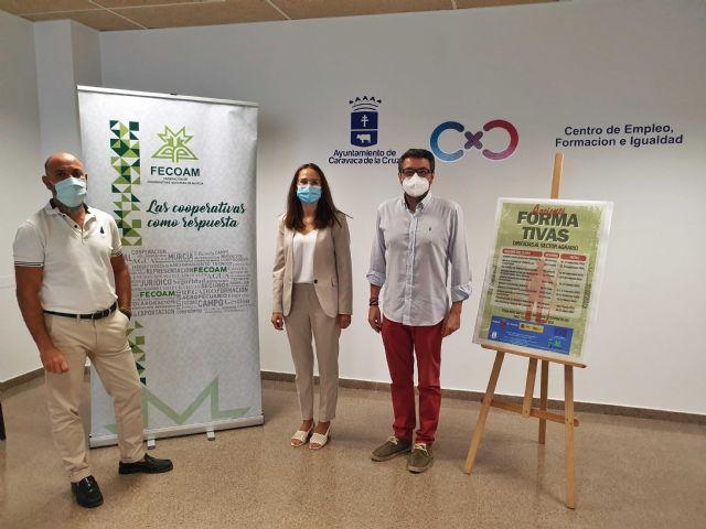 El Ayuntamiento de Caravaca y FECOAM oferta un programa formado por diez cursos para profesionales en activo y desempleados del sector agrario - 5, Foto 5