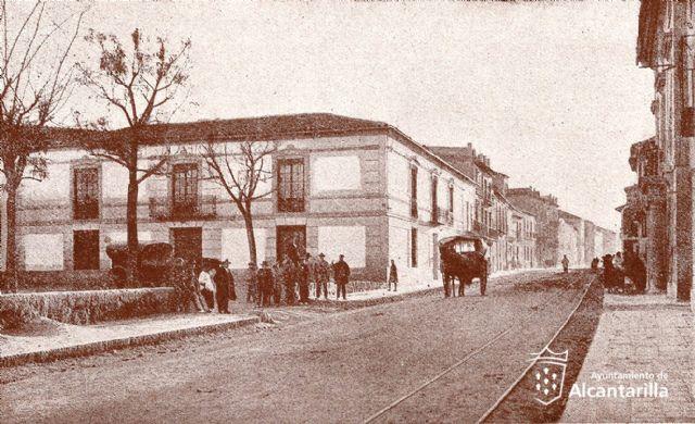 La recopilación de fotos históricas de Alcantarilla ´Ayer y hoy´ ya está disponible en la web del Ayuntamiento - 1, Foto 1