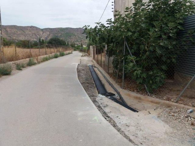 En marcha las obras de mejora en el camino del Ramblar y el Olmillo, Foto 2