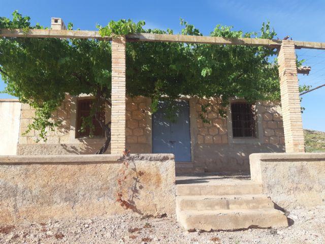 La Mancomunidad de los Canales del Taibilla cede al Ayuntamiento la Casa del Guarda, Foto 2