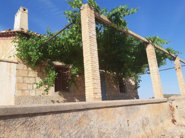 La Mancomunidad de los Canales del Taibilla cede al Ayuntamiento la Casa del Guarda, Foto 3