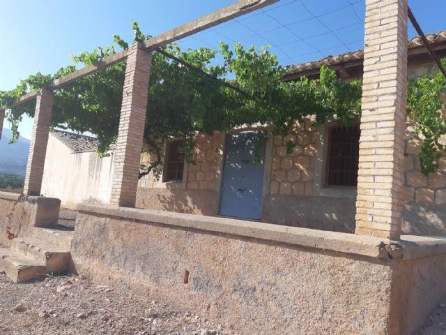 La Mancomunidad de los Canales del Taibilla cede al Ayuntamiento la Casa del Guarda, Foto 4