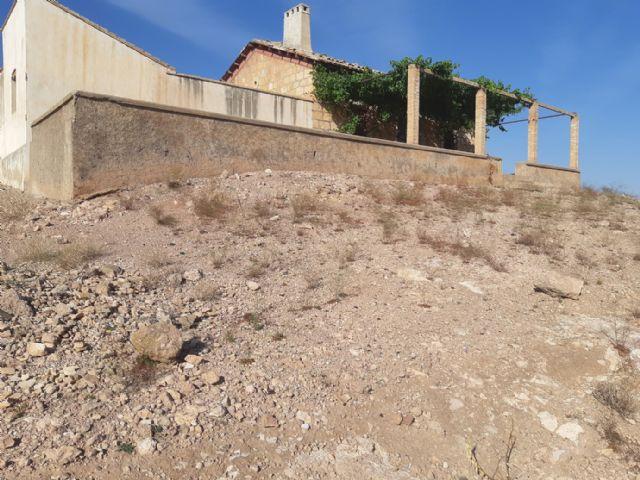 La Mancomunidad de los Canales del Taibilla cede al Ayuntamiento la Casa del Guarda, Foto 5