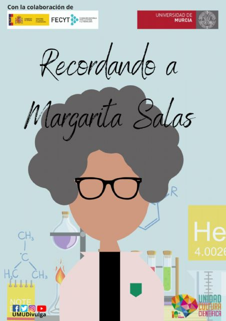 Recordando a Margarita Salas premia a los mejores relatos divulgativos para homenajear la figura de esta científica - 1, Foto 1