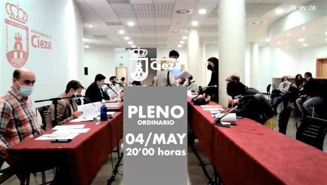 El Ayuntamiento celebrará el pleno ordinario de septiembre el próximo martes - 1, Foto 1