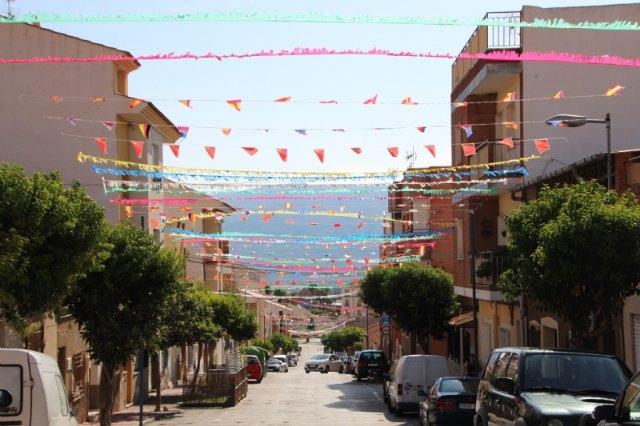 El Ayuntamiento y la asociación de vecinos del barrio de Los Dolores, juntos en la organización de las fiestas 2021, Foto 1