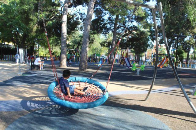 [Aprueban la construcción de un Parque Infantil de Integración destinado a la atención y recreo de los niños con discapacidad