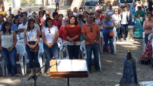 La romería de la Virgen del Rosario pone fin definitivo a las Fiestas Patronales de La Algaida - 2, Foto 2