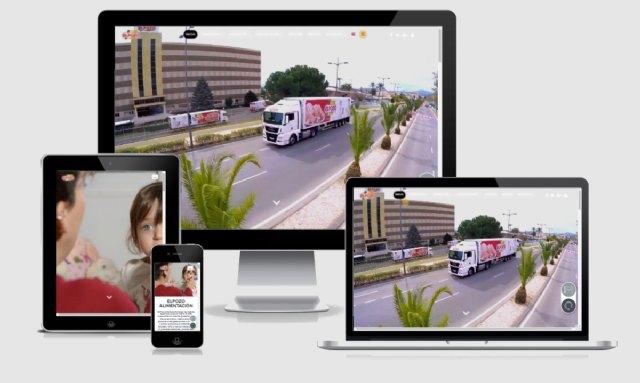 ELPOZO ALIMENTACIÓN estrena web, Foto 1