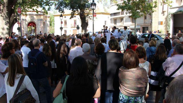 Los profesores de Religión de la Diócesis de Cartagena peregrinan a la Vera Cruz de Caravaca, Foto 1
