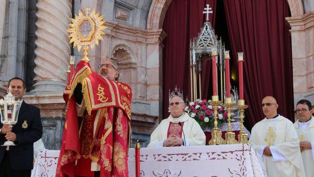Los profesores de Religión de la Diócesis de Cartagena peregrinan a la Vera Cruz de Caravaca, Foto 3