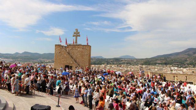 Los profesores de Religión de la Diócesis de Cartagena peregrinan a la Vera Cruz de Caravaca, Foto 4