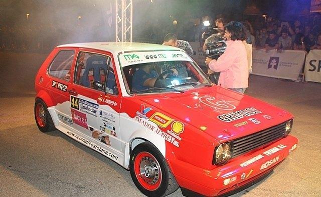 Buen ritmo de carrera para los pilotos del Equipo CAÑAVATE en la Subida a la Santa, Foto 5