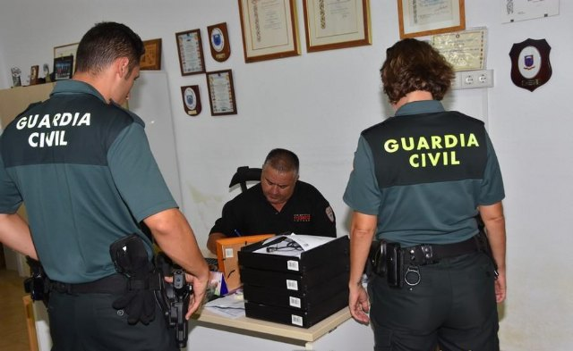 They find the neighbor of Totana disappeared at the end of August, María Ignacia Carreira The mayor has made an institutional thanks to all the Security Forces and to all the people of Totana who participated in the search device. one month - 4