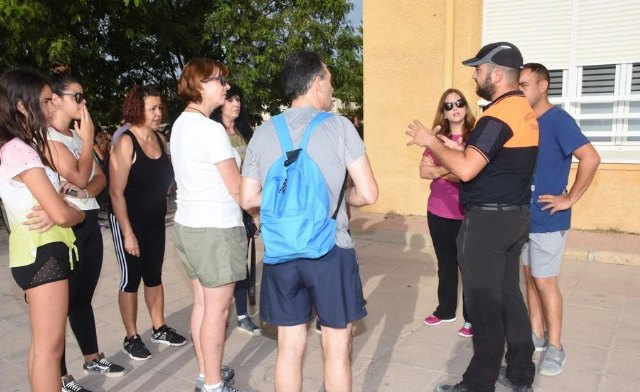 They find the neighbor of Totana disappeared at the end of August, María Ignacia Carreira The mayor has made an institutional thanks to all the Security Forces and to all the people of Totana who participated in the search device. one month - 5
