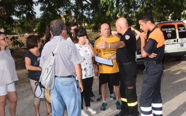 They find the neighbor of Totana disappeared at the end of August, María Ignacia Carreira The mayor has made an institutional thanks to all the Security Forces and to all the people of Totana who participated in the search device. one month - 6