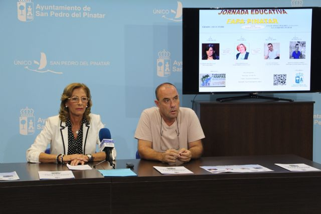 FAPA Pinatar organiza una jornada educativa dirigida a padres y  docentes - 1, Foto 1
