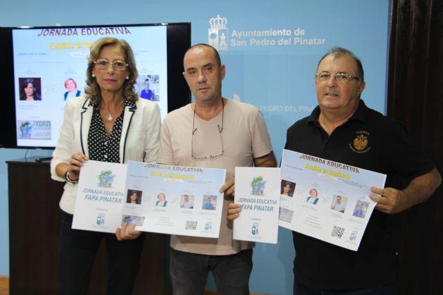 FAPA Pinatar organiza una jornada educativa dirigida a padres y  docentes - 2, Foto 2