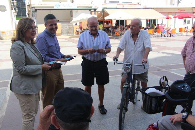 Transparencia anima a los pinatarenses a intervenir en los Presupuestos Participativos de la Comunidad - 2, Foto 2