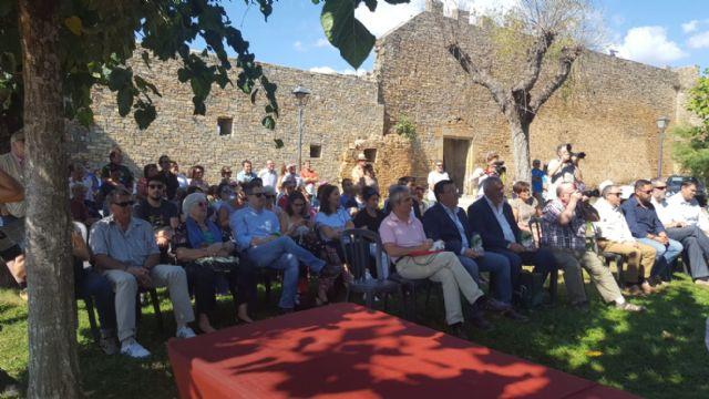 Moratalla recibe en Aínsa-Sobrarbe el trofeo que le acredita como finalista en el Concurso de la Capital del Turismo Rural de España - 4, Foto 4