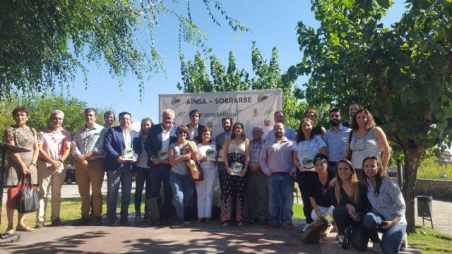 Moratalla recibe en Aínsa-Sobrarbe el trofeo que le acredita como finalista en el Concurso de la Capital del Turismo Rural de España - 5, Foto 5