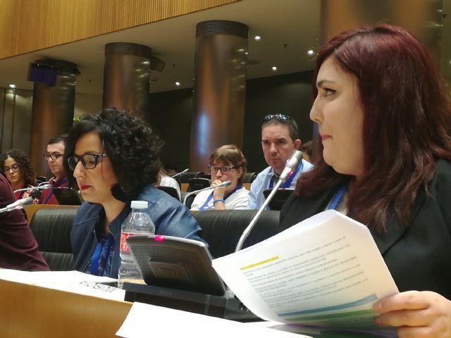 El Ayuntamiento de Pliego felicita a Teresa Cifuentes por sus reivindicaciones expresadas en el Congreso de los Diputados - 1, Foto 1