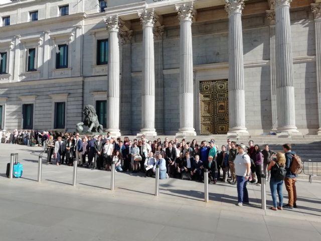 El Ayuntamiento de Pliego felicita a Teresa Cifuentes por sus reivindicaciones expresadas en el Congreso de los Diputados - 2, Foto 2