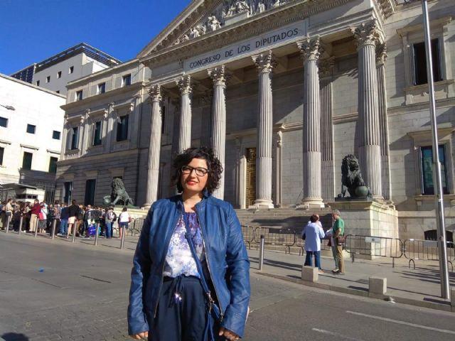 El Ayuntamiento de Pliego felicita a Teresa Cifuentes por sus reivindicaciones expresadas en el Congreso de los Diputados - 3, Foto 3