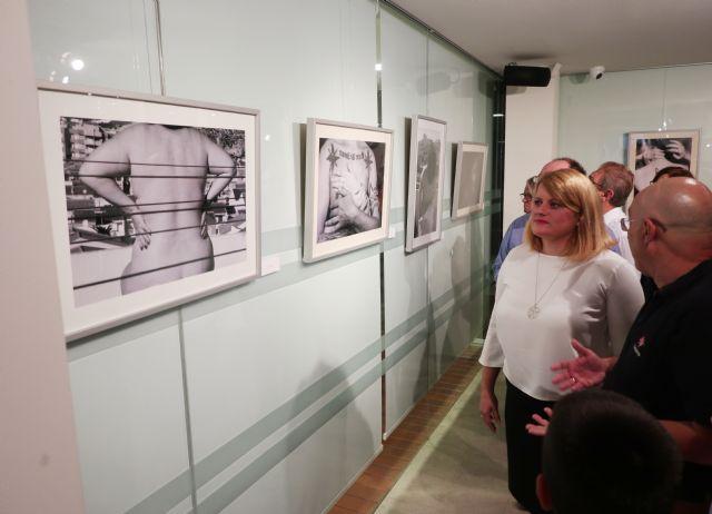 F20 en ´Cuerpo y Alma´ en el Centro Cultural, Foto 2