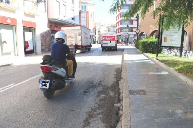 La Concejal�a de Tr�fico va a incrementar el control y vigilancia sobre veh�culos que sobrepasen los l�mites de ruido permitidos con el fin de reducir los niveles de contaminaci�n ac�stica, Foto 4