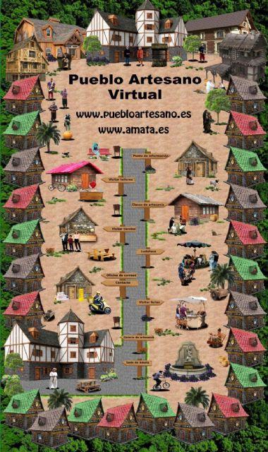 Amata abre su Feria Virtual de Arte y Artesanía - 1, Foto 1