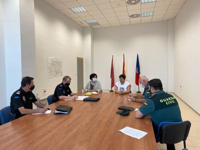 Operativo especial de Seguridad Ciudadana este fin de semana en Torre Pacheco - 1, Foto 1