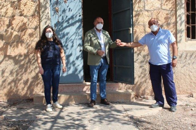 The MCT grants the Casa del Guarda to the City Council