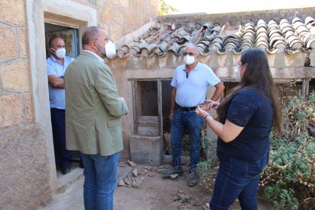 The MCT grants the Casa del Guarda to the City Council, Foto 2