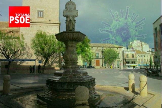 Coronavirus in Totana: Unanswered questions