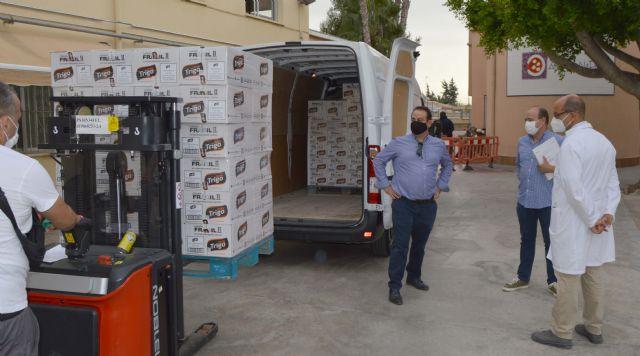 MasTrigo vuelve a colaborar con Cruz Roja, Jesús Abandonado y Cáritas donando 3.000 unidades de producto - 2, Foto 2