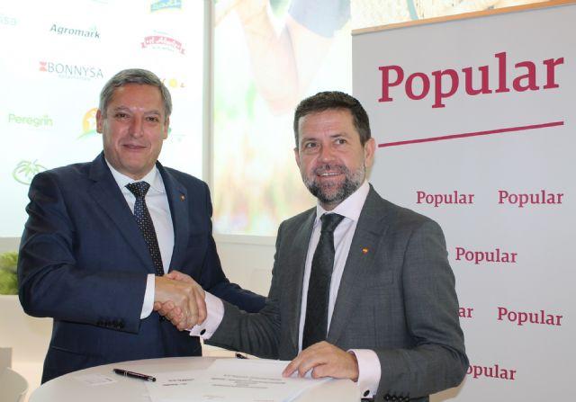 PROEXPORT acuerda con Banco Popular favorecer financieramente las exportaciones de sus empresas asociadas - 2, Foto 2