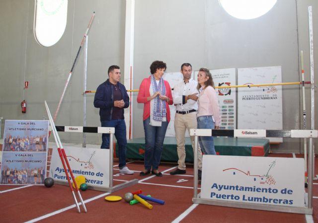 La 5ª edición de la Gala del Atletismo FAMU se celebrará en Puerto Lumbreras - 1, Foto 1