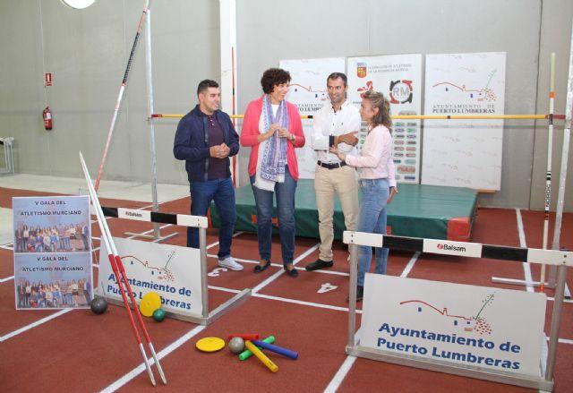 La 5ª edición de la Gala del Atletismo FAMU se celebrará en Puerto Lumbreras - 2, Foto 2