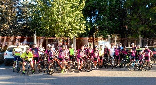 La A. D. Peña Las Nueve realizó una salida el pasado pasado domingo 30 de octubre, Foto 3
