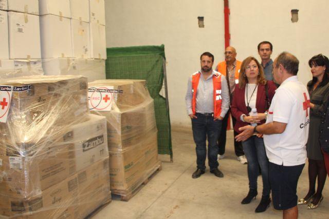 El proyecto Cesta de la Compra Solidaria amplia a 31.500 euros las subvenciones a asociaciones de ayuda humanitaria - 3, Foto 3