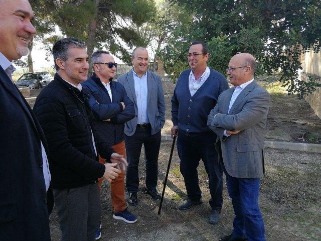 Ciudadanos celebra que su aportación de 500.000 euros a Sanidad Vegetal haya permitido controlar la plaga de 'xylella fastidiosa' - 1, Foto 1
