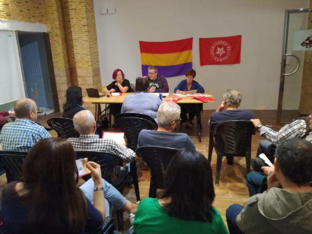 La Asamblea de Izquierda Unida-Verdes Alcantarilla aprueba la ampliación de su órgano de dirección - 1, Foto 1