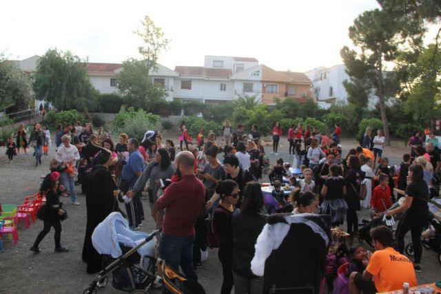 Gran éxito de la Noche de las Ánimas de Puerto Lumbreras, que atrae a 300 personas a la Casa del Cura - 1, Foto 1