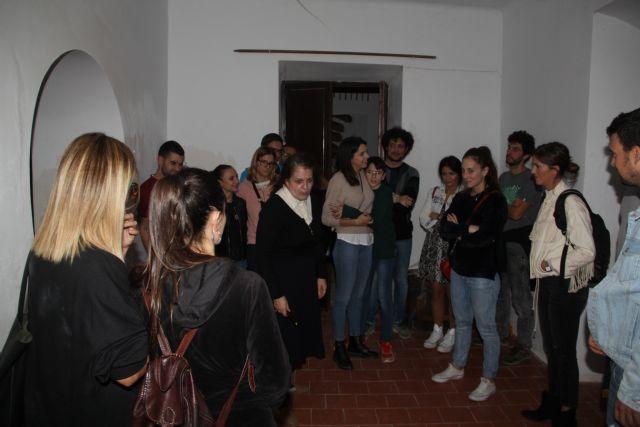 Gran éxito de la Noche de las Ánimas de Puerto Lumbreras, que atrae a 300 personas a la Casa del Cura - 2, Foto 2
