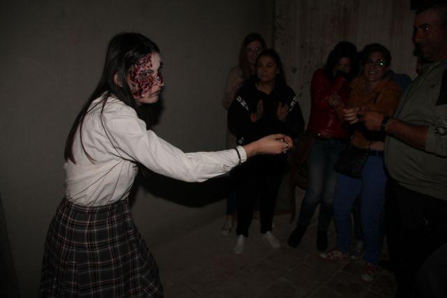 Gran éxito de la Noche de las Ánimas de Puerto Lumbreras, que atrae a 300 personas a la Casa del Cura - 3, Foto 3