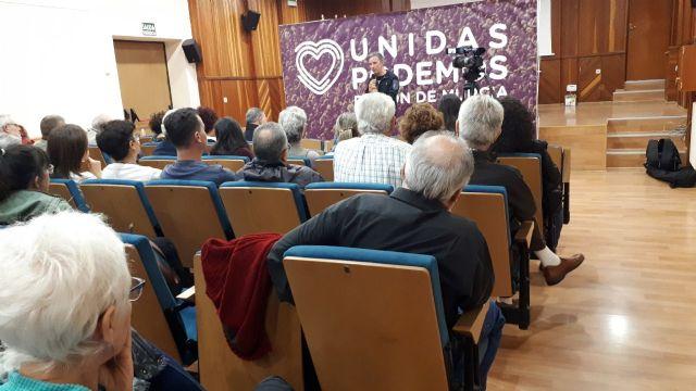 Esther Herguedas: hay zonas que se están quedando despobladas por falta de inversión de las entidades públicas - 1, Foto 1