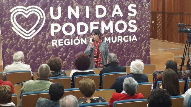 Esther Herguedas: hay zonas que se están quedando despobladas por falta de inversión de las entidades públicas - 2, Foto 2